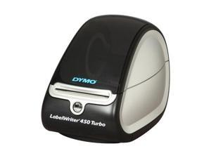 DYMO LabelWriter 450 Turbo High-Speed Postage and Label Printer for PC and Mac (1752265)