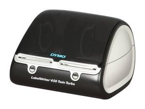 DYMO LabelWriter 450 Twin Turbo Dual Roll Label and Postage Printer for PC and Mac (1752266)
