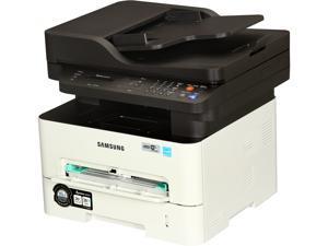 SAMSUNG SL-M2875FW/XAA MFC / All-In-One Monochrome Wireless 802.11b/g/n Laser Printer