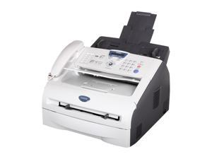 open box brother fax 2820 14 4kbps small office home office laser fax. Black Bedroom Furniture Sets. Home Design Ideas