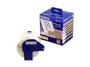 "brother DK1202 2-3/7"" x 4"" 300 Labels White Shipping Paper Labels"