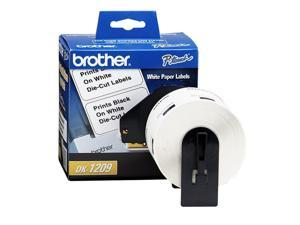 "brother DK1209 1-1/7"" x 2-3/7"" 800 Labels Address Label"