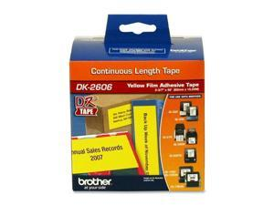 "brother DK2606 2.4"" x 50 ft. Continuous Length Tape"
