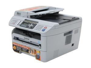 brother MFC-7440N Monochrome Laser All-in-One Printer with Networking