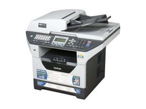 brother MFC Series MFC-8890dw MFC / All-In-One Monochrome Wireless 802.11b/g/n Laser Printer