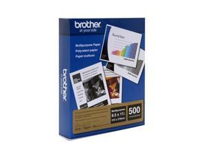 "brother BP60MPLTR 8.5"" x 11"" 500 Sheets Multi-Purpose Paper"