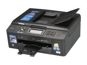 Brother MFC series MFC-J625DW Wireless (802.11 b/g/n) InkJet MFC / All-In-One Color Printer