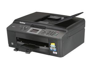 Brother MFC series MFC-J425w Wireless InkJet MFC / All-In-One Color Printer