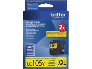 brother Innobella LC105Y Super High Yield (XXL Series) Ink Cartridge Yellow