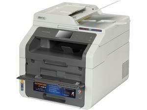 brother MFC-9130CW 4-in-one Up to 19 ppm 600 x 2400 dpi Color Print Quality Color Wireless 802.11b/g/n Digital Color LED Printer