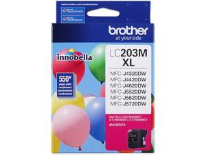 Brother LC203M Ink Cartridge Magenta