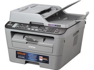 Brother MFC Series MFC-L2700DW MFC / All-In-One Up to 27 ppm Monochrome Wireless 802.11b/g/n Laser All-In-One Laser Printer
