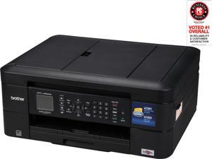 Brother MFC-J460DW Duplex 6000 DPI x 1200 DPI Wireless / USB Color Inkjet All-In-One Printer