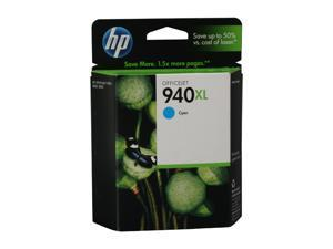 HP 940XL Cyan Officejet Ink Cartridge (C4907AN#140)