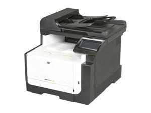 HP Laserjet Pro CM1415FNW CE862A MFC / All-In-One Color Wireless 802.11b/g/n Laser Printer