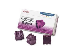 XEROX Solid Ink 8500/8550 Magenta (Three Sticks) Magenta
