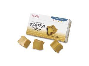 XEROX Solid Ink 8500/8550 Yellow (3 Sticks) Yellow