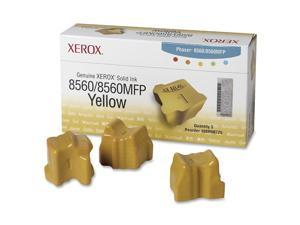 XEROX 108R00725 Solid Ink Yellow Phaser 8560/8560MFP  (3 sticks)