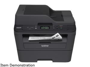 Brother Certified DCP-L2540DW 3-in-1 Multifunction Wireless Monochrome Laser Printer - Print Scan Copy