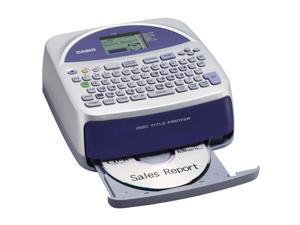 CASIO CW-75 Disc Title Printer