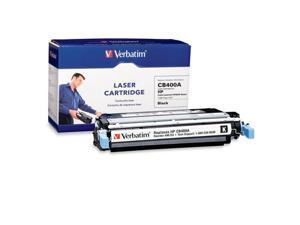 Verbatim HP CB400A Compatible Black Toner (CP4005)