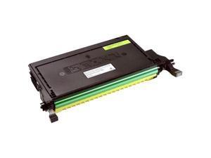 Dell M803K Toner Cartridge - Yellow