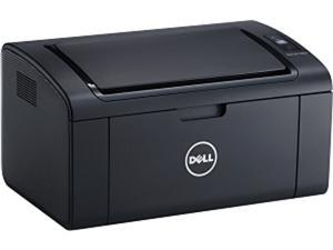 Dell B1160W Plain Paper Print Monochrome Wireless 802.11 b/g/n (Features WiFi Direct and WPA) Printer