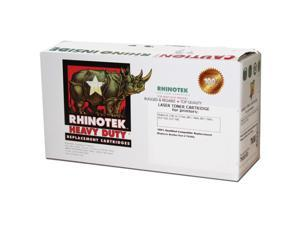 Rhinotek TN650-RD (OEM# Brother TN-650, TN650) single pack, Black, Page Yield 8000 toner cartridge
