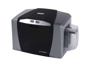 Fargo DTC1000 Card Printer/Encoder – USB Interface, Single/Dual Sided Printing