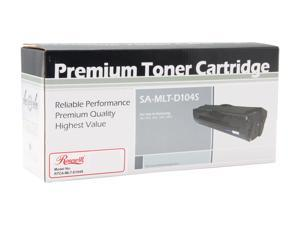 Rosewill RTCA-MLT-D104S Replacement for Samsung MLT-D104S Black Toner Cartridge Black
