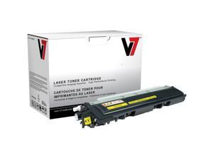 V7 Toner Cartridge - Remanufactured for Brother (TN210Y) - Yellow