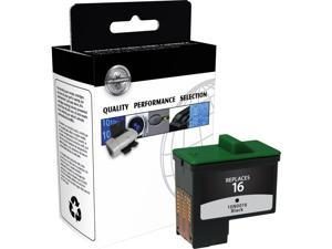 V7 Ink for select Dell, Lexmark, Sharp printers Replaces T0529 N5878 3104142 3105508 K1014, 10N0016 (#16), 10N0217 (#17), UXC7