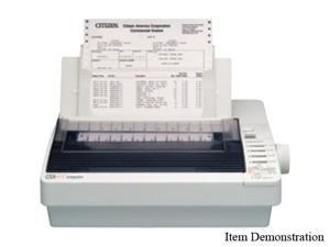Citizen GSX-190IF 240 x 216 dpi 9 pins Dot Matrix Printer