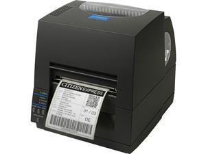 Citizen CL-S621 Direct Thermal/Thermal Transfer Printer - Monochrome - Desktop - Label Print