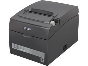 CITIZEN CT-S310II-U-BK CT-S310II Two-Color POS Thermal Receipt Printer