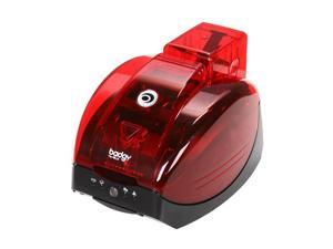 Evolis Badgy BDG101FRU Plastic card printer for on demand Badges, ID's, Gift Cards and more