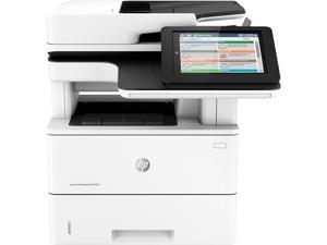 HP LaserJet M527f (F2A77A#BGJ) Duplex Up to 45 ppm 1200 x 1200 dpi USB / Ethernet Mono Laser Multifunction Printer