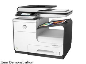 HP PageWide Pro 477dw (D3Q20A) Duplex 2400 dpi x 1200 dpi wireless/USB color Inkjet MFP printer