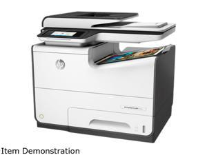 HP PageWide Pro 577dw (D3Q21A#B1H) Duplex 2400 x 1200 optimized dpi Wireless / USB / Ethernet Color Inkjet MFC Printer