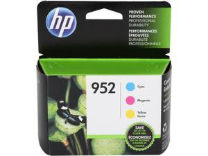 HP 952 Tri-Color Ink Pack (N9K27AN#140