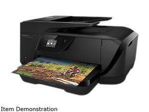 HP Officejet 7510 (G3J47A) Duplex 4800 dpi x 1200 dpi USB / Ethernet / Wireless Color Inkjet Wide Format All-in-One Printer