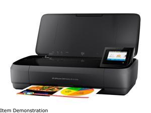 HP Officejet 250 (CZ992A) Duplex 4800 x 1200 dpi USB / Wireless Color Inkjet Mobile All-In-One Printer