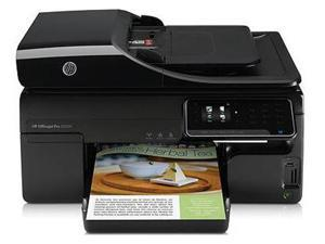 HP Officejet Pro 8500A CM755AR#B1H Up to 15 ppm Black Print Speed 4800 x 1200 dpi Color Print Quality Wireless Thermal Inkjet MFC / All-In-One Color Printer
