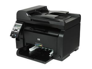 HP LaserJet Pro 100 M175nw MFP Color Wireless 802.11b/g/n Laser Printer