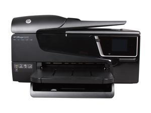 HP Officejet 6600 Wireless Thermal Inkjet MFC / All-In-One Color Printer