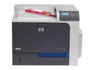 HP LaserJet CP4525N Plain Paper Print Color Printer