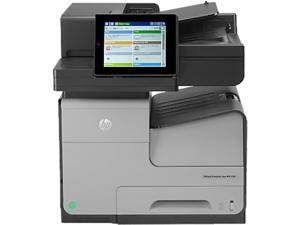 HP X585dn Up to 42 ppm Black Print Speed Up to 2400 x 1200 optimized dpi from 600 x 600 input dpi (on HP Advanced Photo Papers) Color Print Quality InkJet MFP Color Printer