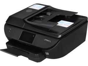 HP Officejet 5740 ( B9S76A#B1H) Duplex 4800 x 1200 dpi USB/Wireless Color Inkjet All-In-One Printer