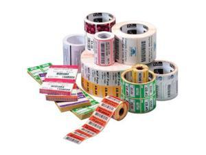 "Zebra LD-R2AL5B Label Paper 2"" Width x 1.25"" Length - 36 / Roll - 280/Roll - 0.75"" Core - Paper, Acrylic - Direct Thermal - White"