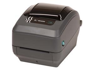 Zebra GK42-102211-000 GK420t Thermal Transfer Label Printer - USB/Ethernet, Dispenser